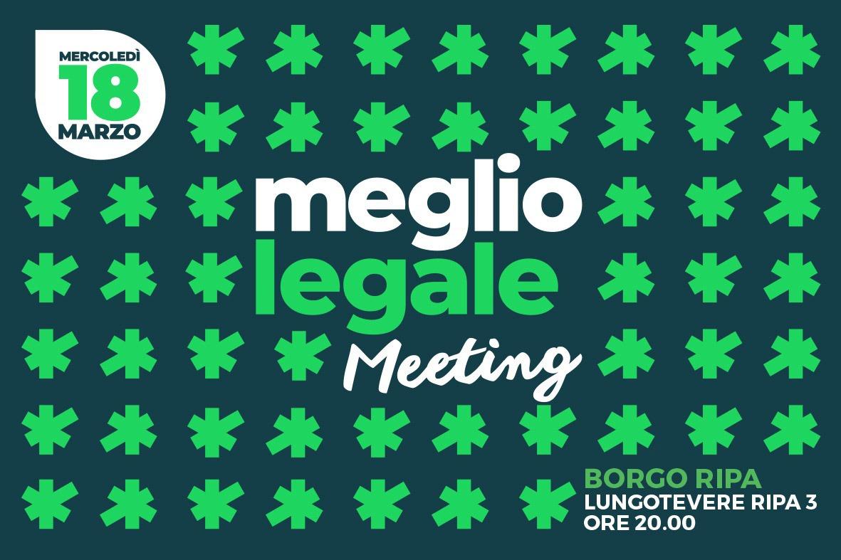 Meglio Legale - Meeting 18 marzo 2020